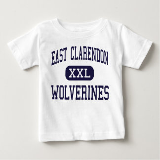 East Clarendon - Wolverines - High - Turbeville Baby T-Shirt