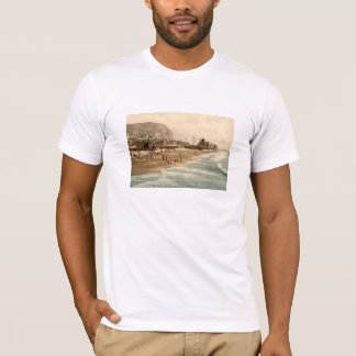 East Cliff, Hastings, Sussex, England T-Shirt