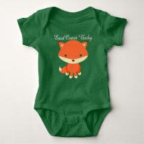 East Coast Baby cute fox Baby Bodysuit