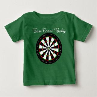 East Coast Baby dart board shirt