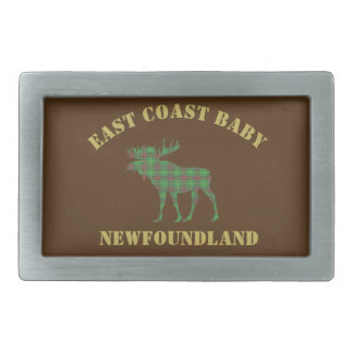 East Coast Baby Newfoundland belt buckle brown