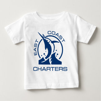 East Coast Charters Baby T-Shirt