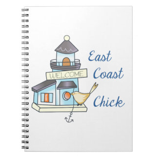 East Coast Chick Notebook