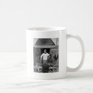 East Coast Fisherman - Vintage Photo Mug