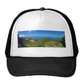 East Coast Island of Mauritius Africa Trucker Hat