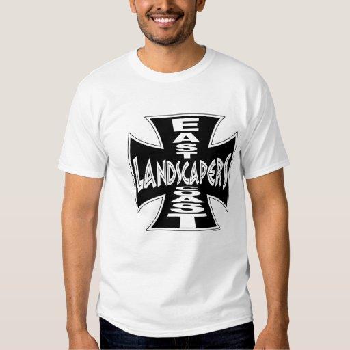 East Coast Landscapers T-shirt