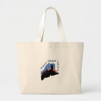 East Coast Love Large Tote Bag