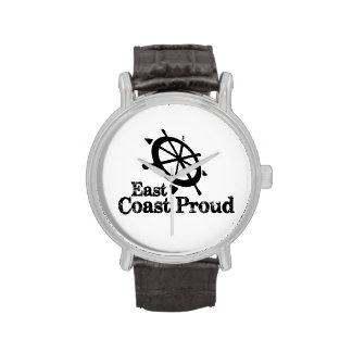 East Coast Proud - Nautical Helm Watch