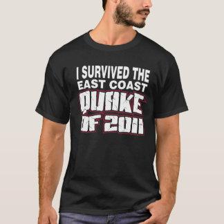 East Coast Quake of 2011 T-Shirt
