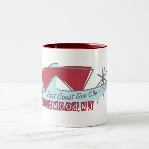 East Coast Rev Clinic Wildwood Mug