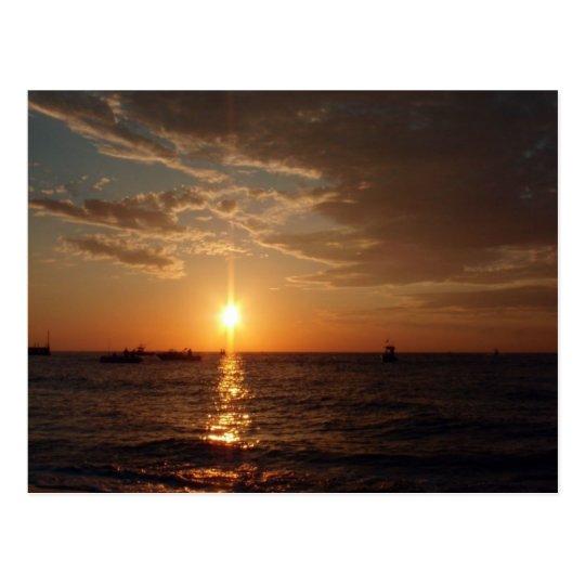 East Coast Sunrise Postcard