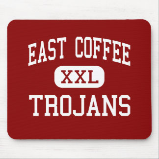 East Coffee - Trojans - Middle - Douglas Georgia Mouse Pad