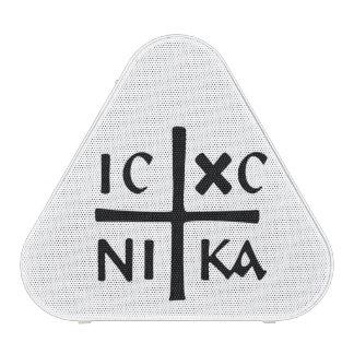 east europe orthodox cross religion church symbol speaker