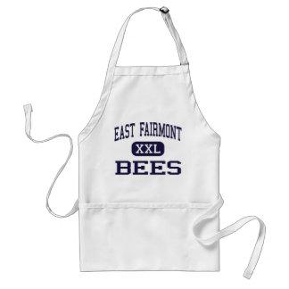 East Fairmont - Bees - High - Fairmont Apron