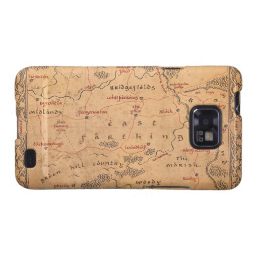 East Farthing Samsung Galaxy S2 Cases