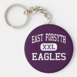 East Forsyth - Eagles - High - Kernersville Key Chain