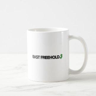 East Freehold, New Jersey Coffee Mug