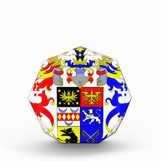 East Frisia (Germany) Coat of Arms Acrylic Award