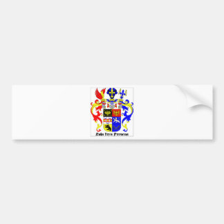 East Frisia (Germany) Coat of Arms Bumper Sticker