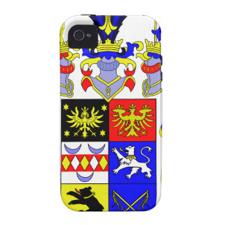 East Frisia Germany Coat of Arms Case-Mate iPhone 4 Case