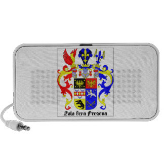 East Frisia (Germany) Coat of Arms Laptop Speakers