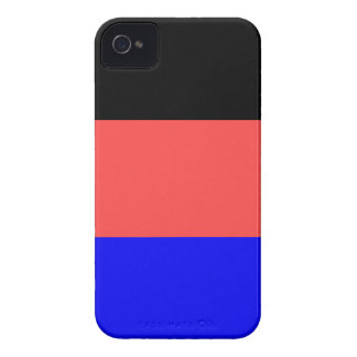 East Frisia Germany Flag iPhone 4 Case-Mate Cases