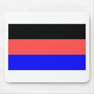 East Frisia (Germany) Flag Mouse Pad