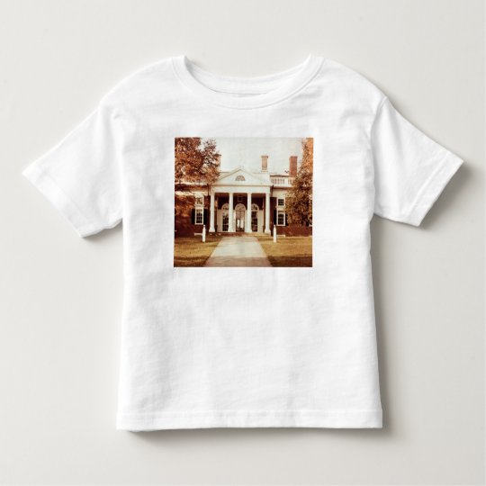 East Front of Monticello Toddler T-shirt