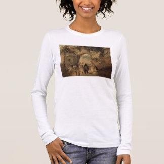 East Gateway, Patna, 1825 (oil on canvas) Long Sleeve T-Shirt
