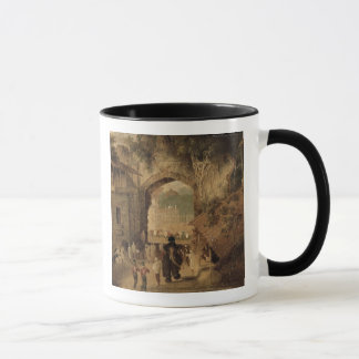 East Gateway, Patna, 1825 (oil on canvas) Mug