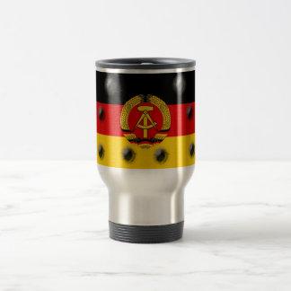 East German Flag Mug