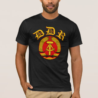 East Germany (DDR) Logo T-Shirt