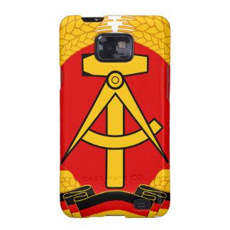 East Germany Emblem Samsung Galaxy SII Case