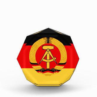 East Germany Flag Award