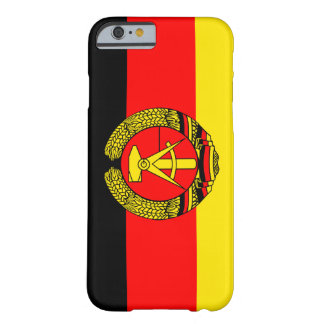 East Germany, Flag Barely There iPhone 6 Case