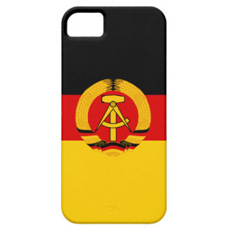 East Germany Flag iPhone 5 Case