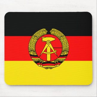 East Germany, Flag Mouse Pad