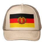 East Germany, Flag Trucker Hat