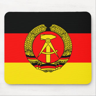 East Germany High quality Flag Mouse Pad