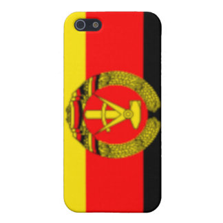 East Germany iPhone 4 Case
