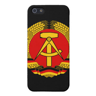 East Germany iPhone 5 Case