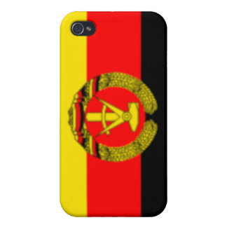 East Germany iPhone 4 Covers