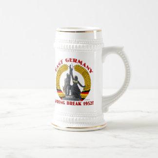 East Germany Spring Break 1952 (Stein) Beer Stein