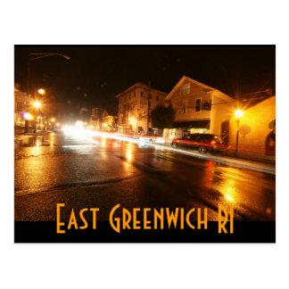 East Greenwich RI Postcard