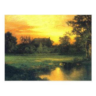 East Hampton, Long Island - 1897 Postcard