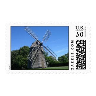 East Hampton Windmill Postage