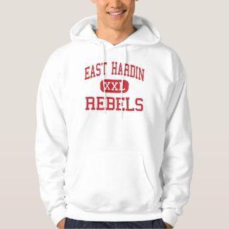East Hardin - Rebels - Middle - Glendale Kentucky Hoodie