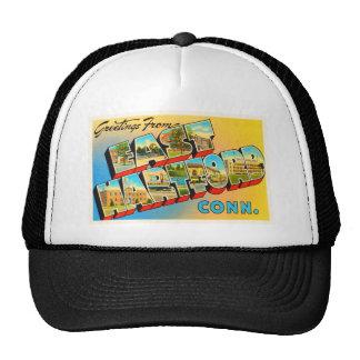 East Hartford Connecticut CT Old Travel Souvenir Trucker Hat
