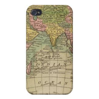 East Hemisphere iPhone 4/4S Case