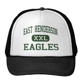 East Henderson - Eagles - High - Flat Rock Trucker Hat